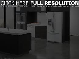 Latest Trends In Kitchen Design by Home Decor Ideas Dark Wood Cabinets And Light Sand Tones Glass