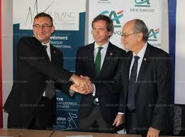 Crédit Agricole André Les Alpes Cluses Cluses Le Label Mont Blanc Excellence Industries Vise L