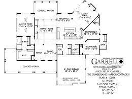 cumberland harbor cottage ii house plan house plans by garrell