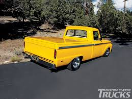 Classic Ford Truck Beds - 1966 ford f 100 pickup truck rod network