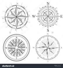 vector set illustration of abstract artistic detailed drawings