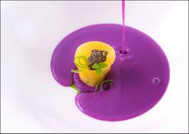 visions gourmandes couleur autour du mauve color about