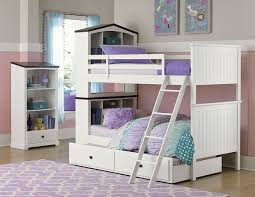 Bookcase Bunk Beds Cool Space Saving Ideas Using Bunk Beds Www Efurniturehouse Com