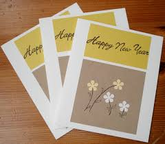 Designs Of Greeting Cards Handmade Creative Diy Card Ideas For Happy New Year Handmade4cards Com