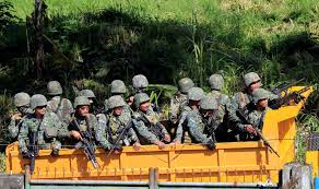 siege army todayonline philippines army struggles as city siege enters fourth