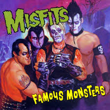 halloween music cd misfits famous monsters misfits danzig the essential rock n