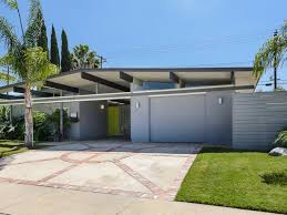 all the joseph eichler houses for sale right now