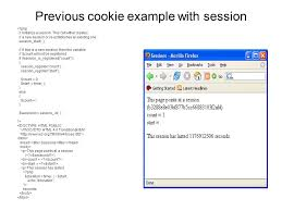 Count Pages In Php Scripts Php Cookies Sessions Ppt