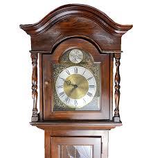 vintage ethan allen grandfather clock ebth