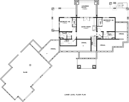 ranch style house plan 3 beds 3 5 baths 3398 sq ft plan 895 29