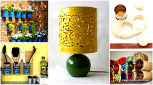 Upcycling Ideas For The Home 50 Extremely Ingenious Crafts And Diy Projects That Are Recycling