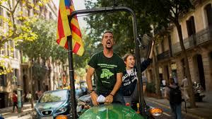 unabhängigkeitsreferendum katz und maus in katalonien kurier at