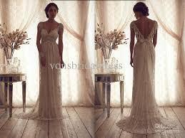 wholesale wedding dresses uk empire beading lace wedding dresses modest 2015 v neck