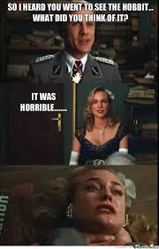 Hobbit Meme - the hobbit by shadowfalls meme center