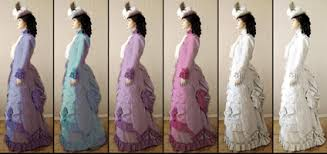 bustledress com christine hall victorian dress costumes