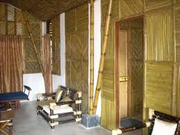 bamboo pergola home interior hand made places loversiq