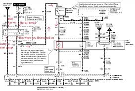 1999 ford f150 wiring diagram 1999 wiring diagrams collection