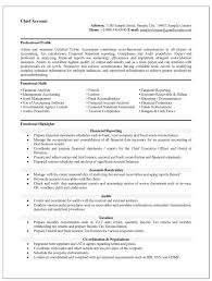 Senior Accountant Resume Sample by Accounting Resume Resume Badak