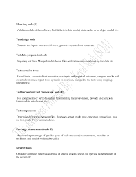 Resume For Summer Job by Istqb Intro With Question Answer For Exam Preparation