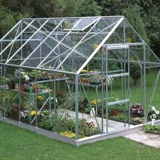 Harmony Greenhouse Palram Harmony 6x10 Polycarbonate Greenhouse Departments Diy