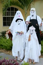 ghost costume how to make ghost costumes for a family money