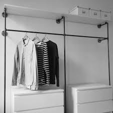 Open Clothes Storage System Diy Best 25 Open Closets Ideas On Pinterest Wardrobe Ideas Clothes