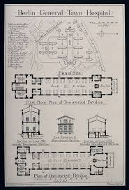 file general town hospital berlin two floor plans and a plan of