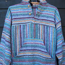 Mexican Rug Sweater Best Mexican Blanket Poncho Products On Wanelo