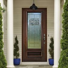 Exterior Entry Doors Exterior Doors And Front Entry Doors In Wood Fiberglass Iron