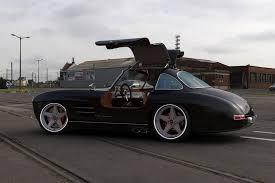 mercedes 300sl replica gullwing america builds modern 300sl cars always
