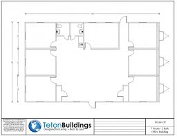 prefabricated homes designs and floor plans teton buildings