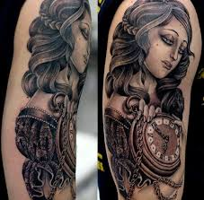 the designs of arm tattoos for women toycyte