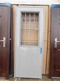 puerta de chapa doble con postigo pinar aberturas 2 990 00