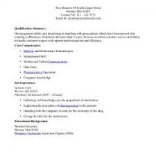 resume templates entry level retail pharmacy technician cover letter sle pharmacy technician resume compounding