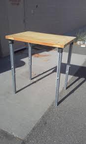 build adjustable table legs adjustable table build adjustable table legs