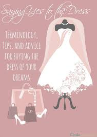 wedding dress quotes dress shopping tips
