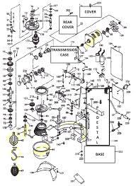parts town u2013 thunderbird arm 40 planetary mixer parts manual