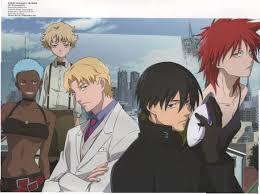 darker than black july darker than black zerochan anime image board
