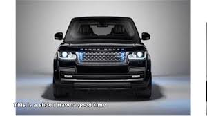 range rover price range rover in bangladesh youtube