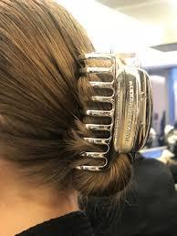 banana clip hair wang is bringing back the banana clip fashionista