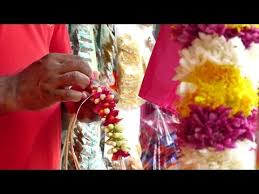flower garlands for indian weddings how to make indian garlands