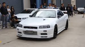Nissan Gtr R34 - nissan skyline gtr r34 incredible exhaust sound dailymotion video