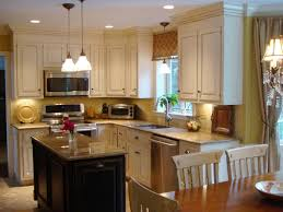 Two Toned Kitchen Cabinets As Country Kitchen French Country Kitchen Designs With Two Tone