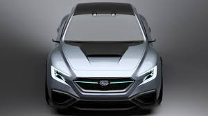 subaru viziv subaru viziv performance concept is slightly larger than the wrx