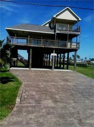 galveston beach homes