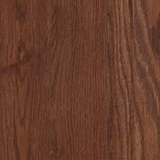 Lowes Allen Roth Laminate Flooring Shop Allen Roth 5 In Handscraped Autumn Oak Hardwood Flooring