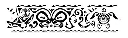 tribal armband design