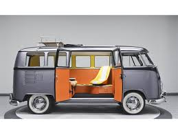 volkswagen van transparent 1967 vw van gets a u0027back to the future u0027 makeover curbed