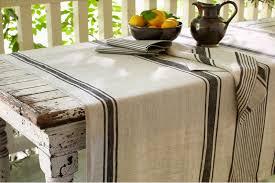 napa valley vintage home linen me provence black tablecloths