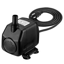 low volume water pump amazon com homasy 920gph submersible water pump with 5 9ft 1 8m